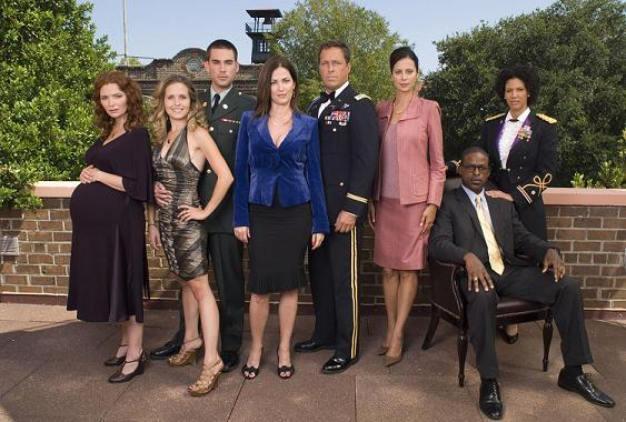"army wives logo. Lifetime#39;s ""Army Wives"""