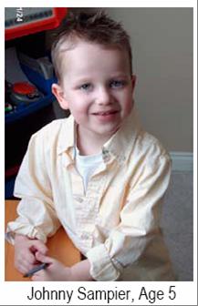 Johnny - Age 5