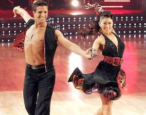 Dancing - Kristi and Mark