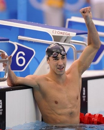 2008 olympics michael phelps