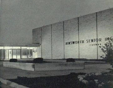 Ainsworth High School (Flint. Michigan)