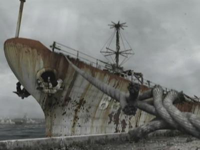 SS Missouri | The World According to Sylvia Garza