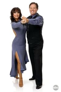 Tom DeLay & Cheryl Burke