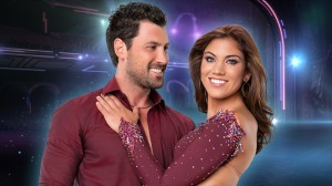 Maksim Chmerkovskiy & Hope Solo (from abc.com)