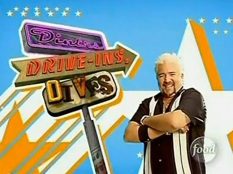 My Diners, Drive-ins and Dives « The World According to Sylvia Garza