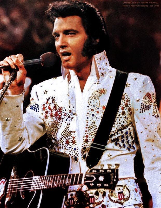Happy Birthday Elvis Presley The World According To