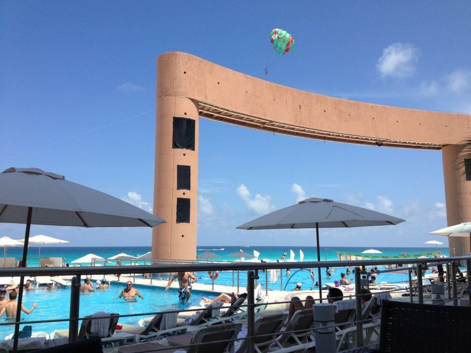 Palace Resorts Cancun Mexico Beach Palace Beach Palace Resort Isla