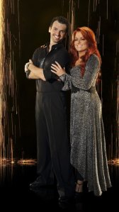 Wynonna Judd and Tony Dovolani - 2