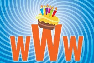 Happy Birthday WWW
