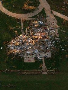 Oklahoma Tornado 2013 - 1