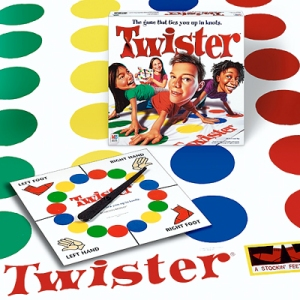 Twister Game - 2
