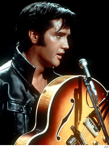 Elvis, starring Elvis Presley, is United States television special that aired on December 3, 1968 on the NBC television network. The special is commonly referred to as the '68 Comeback Special.
