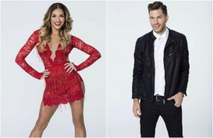Andy Grammer and Allison Holker