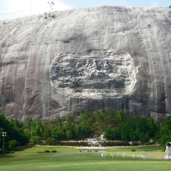 Image result for walking up stone mountain atlanta